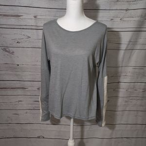 King of Cole Gray Long Sleeve Top
